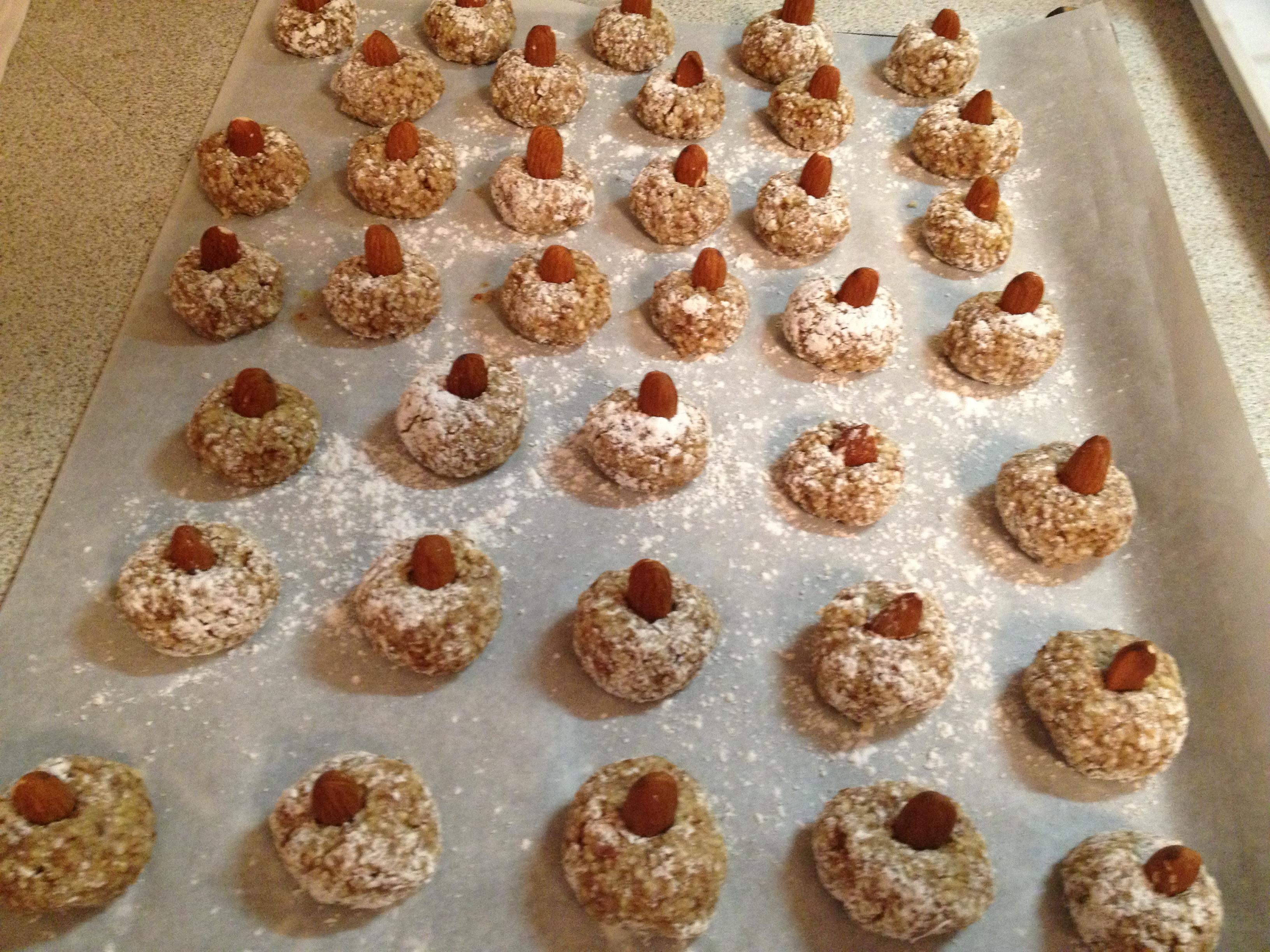 Amaretti Cookies   bananachocolatechip